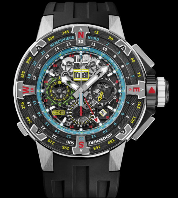 RICHARD MILLE Diving Watch