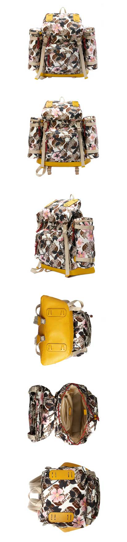 Gucci X The North Face Backpacks